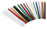 Пружины пластиковые для брошуровщика