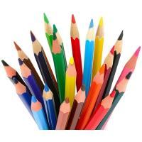 Карандаши цветные и акварельные