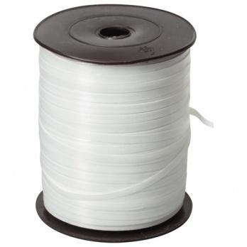 Лента декор. белая 5мм*500м  ЛД-1961