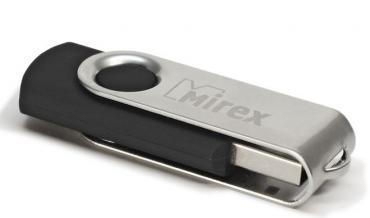 Флэш накопитель 8Gb Mirex City USB 2.0 Retail
