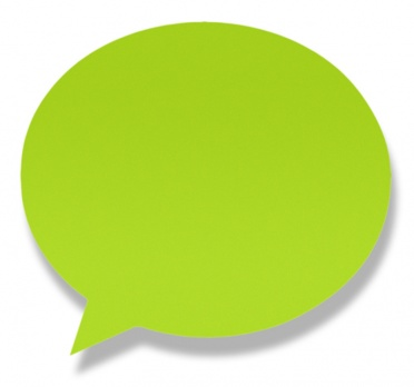 Бумага с клеев. краем 50 л. зеленая неон фигурная Диалог Lamark