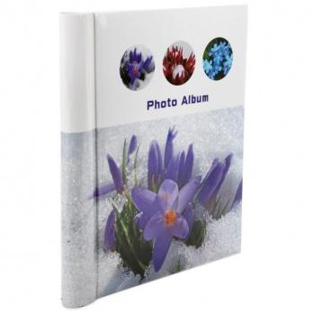 """Фотоальбом Тандем 20 """"магнитных""""листов 23X28см, пер-т внутр.спираль, spring paints 87243"""