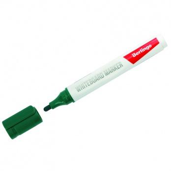 Маркер д/доски зеленый кругл. 2мм Berlingo WB210 РМ6311