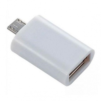 Картридер Perfeo USB adapter with OTG (PF-VI-O002) (шт.)
