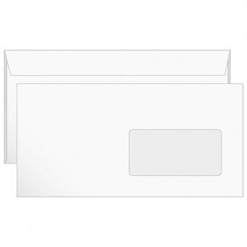 Конверт Е65/110*220 прав.окно силикон.лента NOTA POST 2101/1101