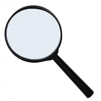 Увеличительное стекло (лупа) d-75мм, 3-х увелич.MGF75_1534