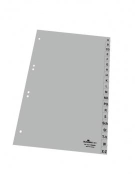 Разделитель А4 алфавитный (А-Z), пластик.  PF ROZ  20-3129