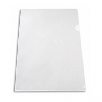 Папка-уголок А4 мягкая прозр.  IPL3004      2156