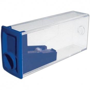 Точилка пластиковая Faber-Castell, 1 отверстие, контейнер, ассорти FC581526