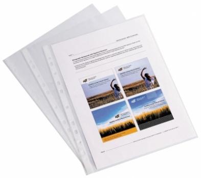 Папка-файл вкл. А4 10шт/уп. 40мм  ЕК 46702